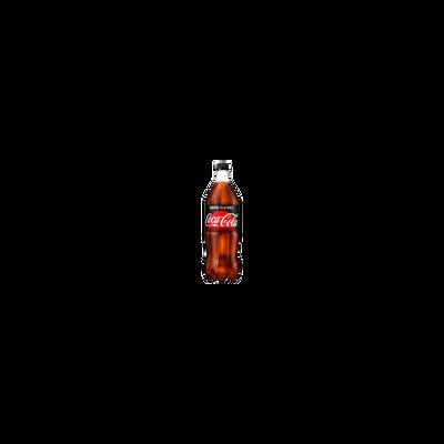 COCA COLA zéro, bouteille de 1l