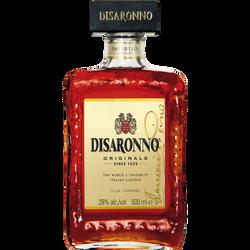 Liqueur d'amande Amaretto DISARONNO, 28°, bouteille de 50cl