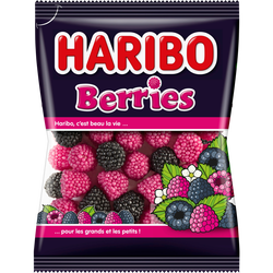 Confiserie fantaisie Berries HARIBO, 200g