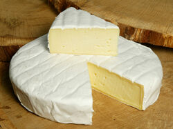 Petit brie au lait pasteurisé, 32% de MG, 500g