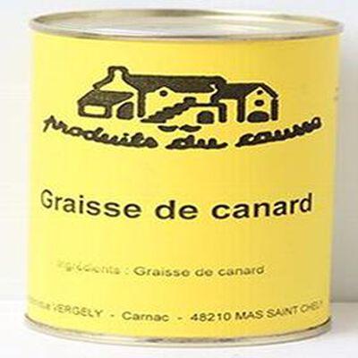 Graisse de canard, Produits du causse, 320g