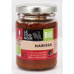 Harissa Bio LE COQ NOIR 85g