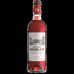Bordeaux Clairet AOP rosé Château Sissan 2019 75cl