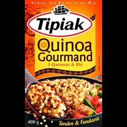 Quinoa gourmand tendre et fondant TIPIAK, 400g