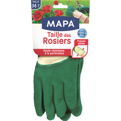 Gants Taille des rosiers MAPA, taille M
