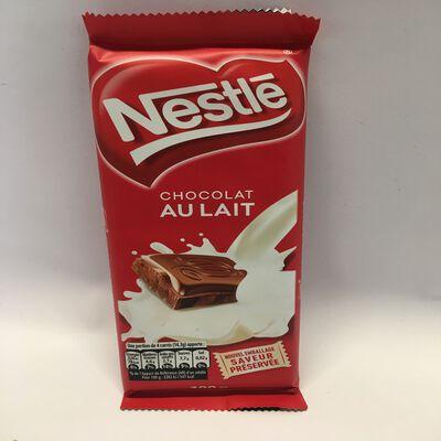 CHOCOLAT LAIT 100G