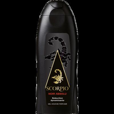 Gel douche Noir Absolu SCORPIO, 250ml