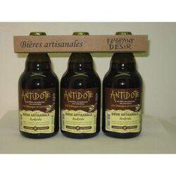 ANTIDOTE BIERE AMBRE 3X33CL