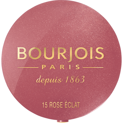 Blush boîte ronde 015 rose éclat BOURJOIS, 2,5g