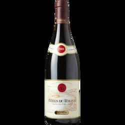 Côtes du Rhone rouge Guigal, bouteille de 75cl