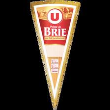 Pointe de Brie au lait pasteurisée U, 31% de MG, 200g