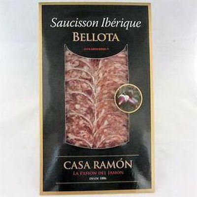 Saucisson Ibérique Bellota CASA RAMON ,80g