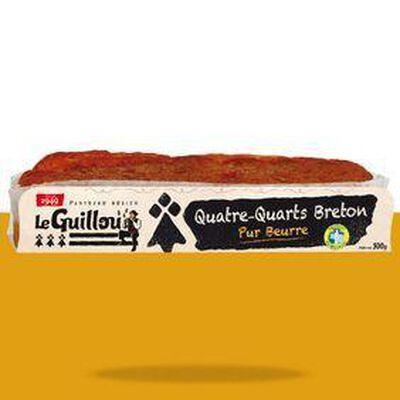 Quatre-quarts 500g Le Guillou