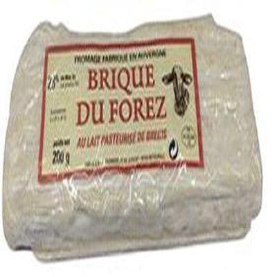 brique du forez au lait de brebis 200gr