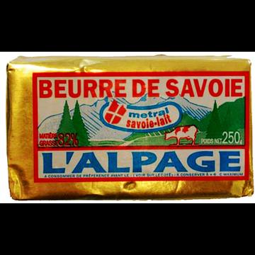 L'Alpage Beurre Doux De Savoie L'alpage, 250g