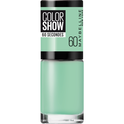 Vernis à ongles colorshow 60 roof terrace MAYBELLINE, nu