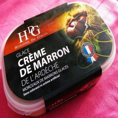GLACE CREME DE MARRON