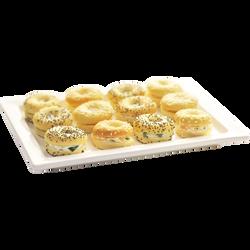 Mini bagels TIPIAK x12 120g