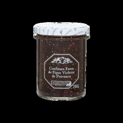 Confiture extra de figue violette de Provence ALBERT MENES, 280g