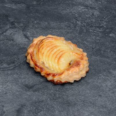 Feuilleté pommes compote, 4 pièces, 240g