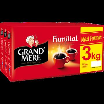 Grand' Mère Café Maxi Format Grand Mere, 3kg