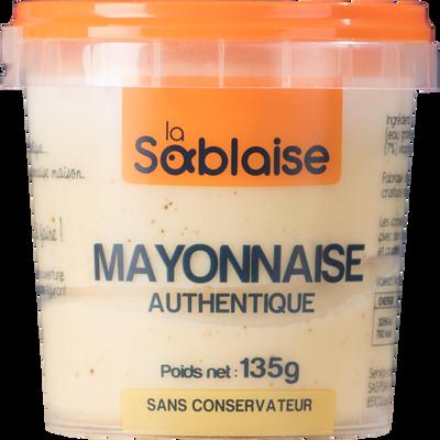 Mayonnaise fraîche comme à la maison LA SABLAISE, 135g
