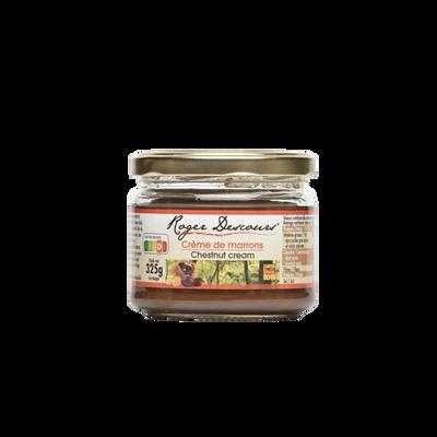 Crème de marrons, bocal de 325g