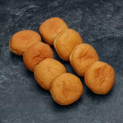 Ptit beignet chocolat-noisette décongelé, 8 pièces, 200g
