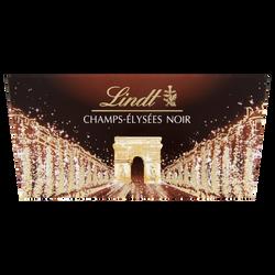 Champs-Elysées noir assortiment 21 bouchées LINDT, 216g