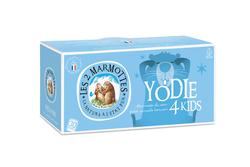 Infusion yodie 4 kids les 2 marmottes boîte x30 sachets 46g