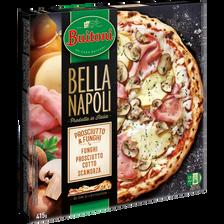 Buitoni Pizza Bella Napoli Proscuitto Funghi , 415g