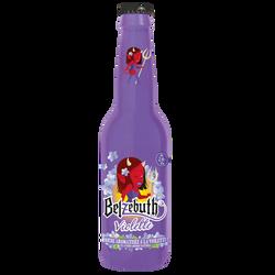 Bière blonde BELZEBUTH violette 2,8° bouteille de 33cl