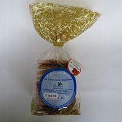 Galettes Pur Beurre, La Charentes Maritime, éclats de caramel 10%, sachet 300gr, La Galette Luzacaise,