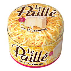 Fromage au lait pasteurisé LE PAILLE de Bourgogne, 30%MG, 185g