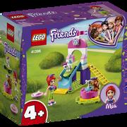 Lego Lego® Friends - L'aire De Jeux Des Bébés Chiens - 41396 - Dès 4 Ans