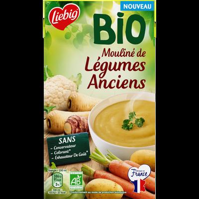 Soupe mouliné de légumes anciens bio LIEBIG, 1litre