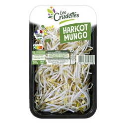 Harico mungo, LES CRUDETTES, barquette 250g
