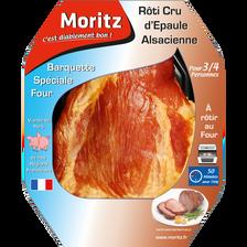 Rôti épaule porc Alsacienne, MORITZ, France, 1 pièce 900 g