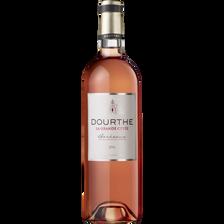 Vin rosé AOP Bordeaux La Grande Cuvée DOURTHE, bouteille de 75cl