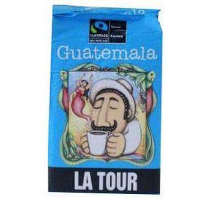 CAFÉ GRAIN GUATEMALA BIO, Commerce équitable, LA TOUR 250G