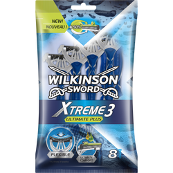 Rasoir masculin jetable xtreme 3 ultimate plus WILKINSON, x8