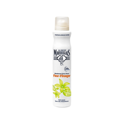 Déodorant extra doux fleur d'oranger LE PETIT MARSEILLAIS, spray de 200ml