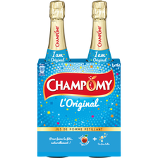 CHAMPOMY l'original, 2x75cl