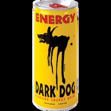 Boisson énergisante à la taurine DARK DOG, 25cl
