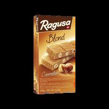 Tablette ragusa blond CAMILLE BLOCH, 100g