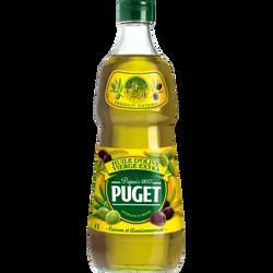 Huile d'olive PUGET, 1l