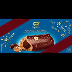 Bûche chocolat caramel  signature NESTLE, 489g