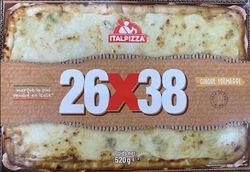 PIZZA 5 FORMAGGI, 520G