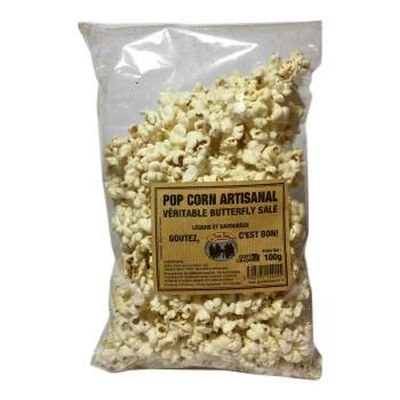 POP CORN SALE 100G LE VIEUX BISTROT