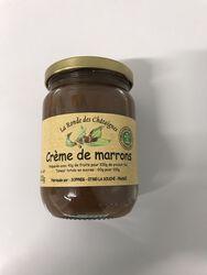 Creme de marrons artisanale, Sopreg 320g